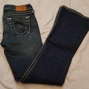 f7ae21f89 Women Bobby Big T True Religion Jeans on Poshmark